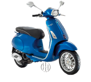 Vespa Sprint 150 (2014 - XXXX) - Motodeks