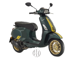 Vespa Sprint Racing Sixties 150 (2020 - XXXX) - Motodeks